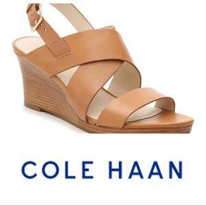 Cole Haan Penelope Wedge 9